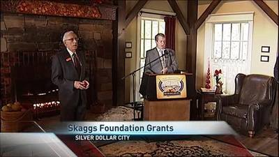 News video: Skaggs Foundation Awards $750,000 In Endowment Grants