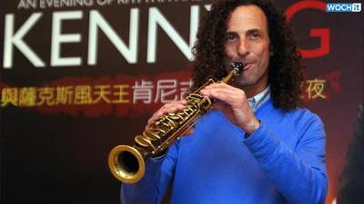 News video: China Isn't Jazzed That Kenny G Showed Up At Hong Kong Protests